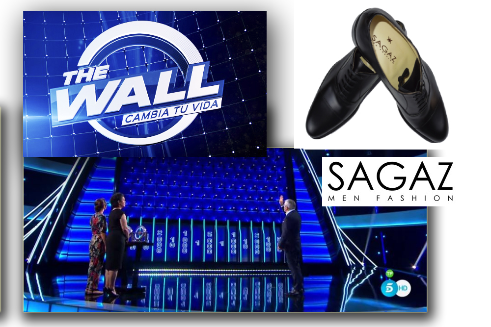 The Wall and shoes