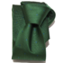 Corbata verde topos azules.