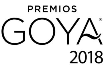Logo premios Goya 2018
