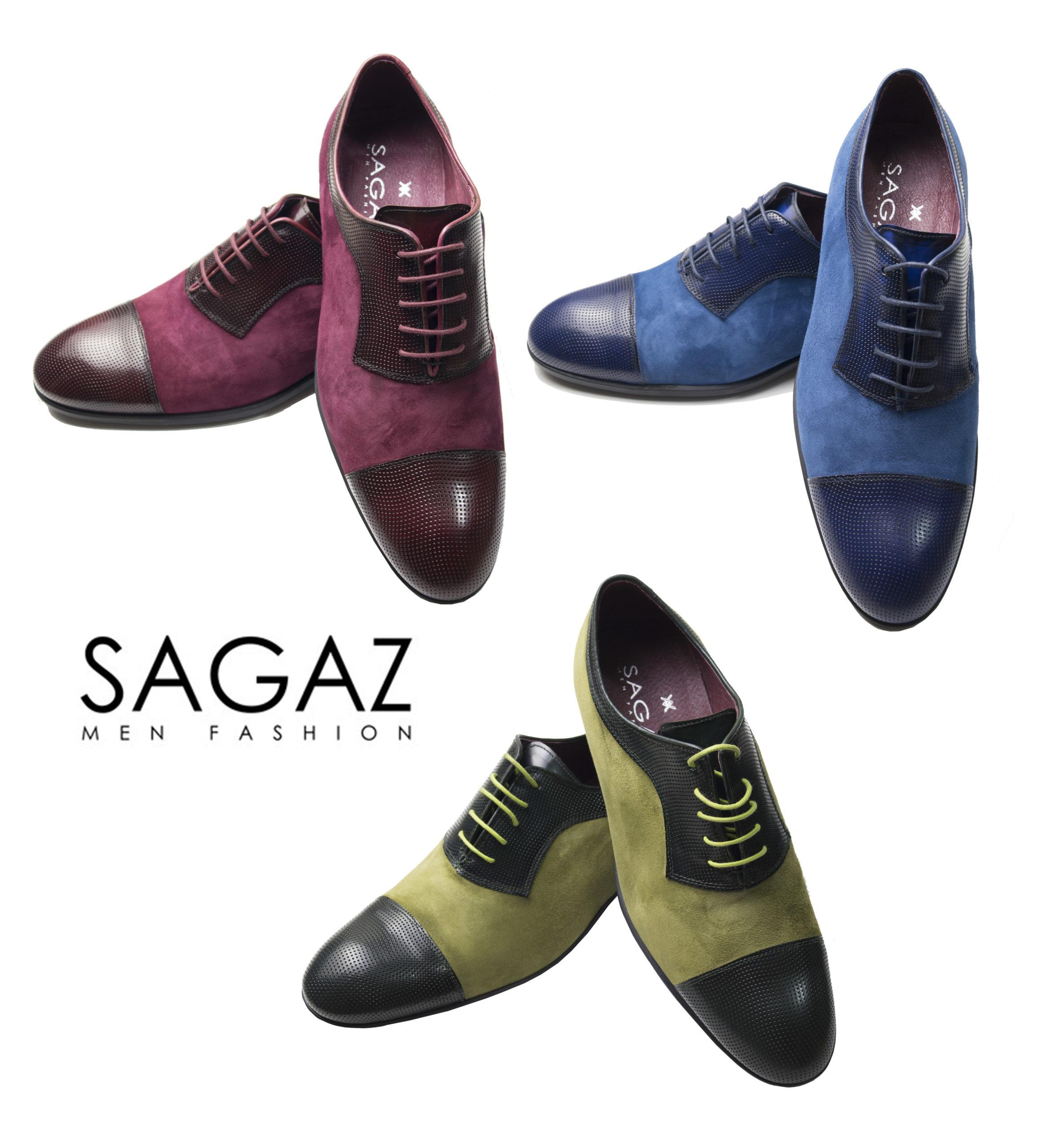 Zapatos serie limitada #soysagaz