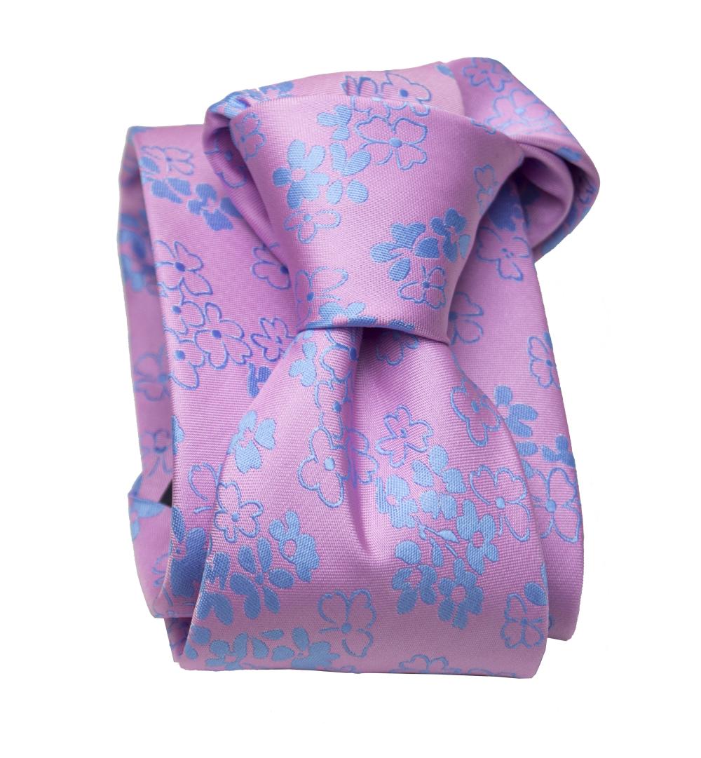 corbata flores
